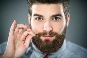 روغن گیاهی برای تقویت ریش آقایان