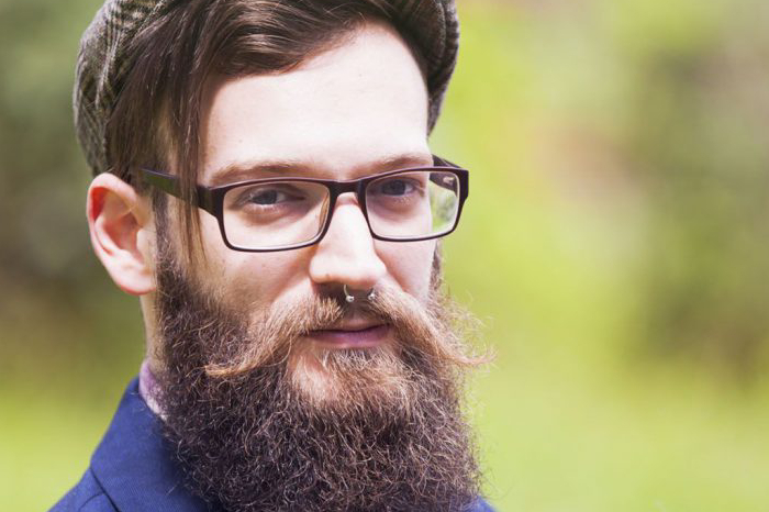 روغن گیاهی برای ریش های آسیب دیده