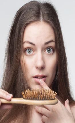 درمان ریزش و رویش مجدد مو