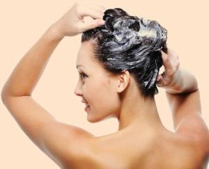 شست و شوی موی سر ،جلوگیری از ریزش مو