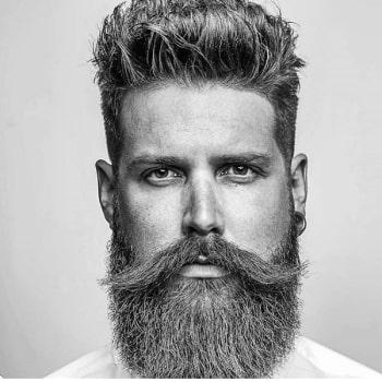 مراقبت از ریش با روغن گیاهی برای ریش