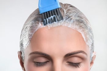 روغن مو برای بعد از رنگ کردن