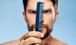 تاثیر ریزش ریش