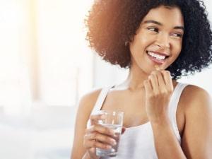 جلوگیری از ریزش مو با مصرف ویتامین D