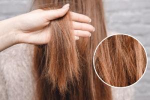 تقویت مو های آسیب دیده