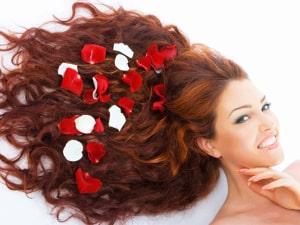 سلامت مو و رفع خشکی مو