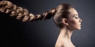 تاثیر موی بلند بر زیبایی
