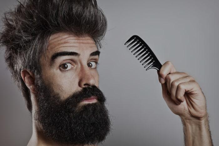 بهترین روغن برای رشد ریش