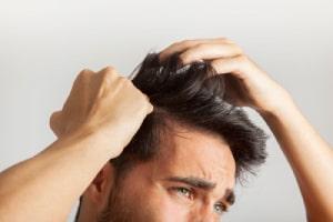 سلامت ریشه مو