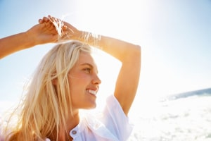 رفع ریزش مو با ویتامین D در زنان